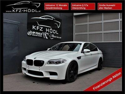 gebraucht BMW M5 5er-ReiheF10 Competition Limousine