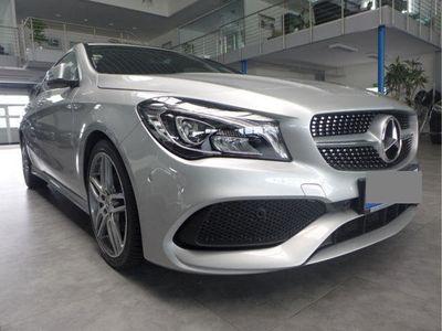 gebraucht Mercedes CLA200 Aut. AMG-Line Navi LED SHZG Media Spiegelpaket