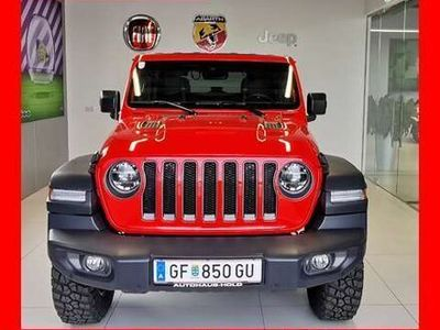 gebraucht Jeep Wrangler Rubicon 2,0 GME Aut.!! LAGERND!!