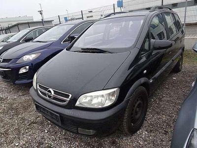 gebraucht Opel Zafira Elegance 2,0 16V DTI