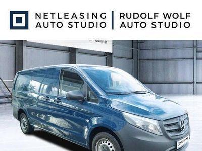 brugt Mercedes Vito 114 CDI Lang+AHK+Autom+Tempomat+Holzboden