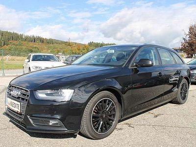 gebraucht Audi A4 Avant 20 TDI quattro DPF