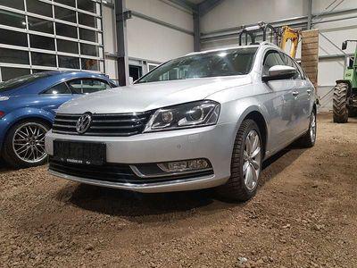 gebraucht VW Passat 1.4 l Ecofuel Kombi / Family Van
