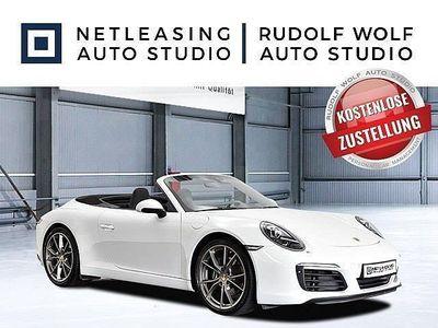 gebraucht Porsche 911 Carrera Cabriolet 911 Cabriolet PDK, 370 PS, 2 Türen, Automatik