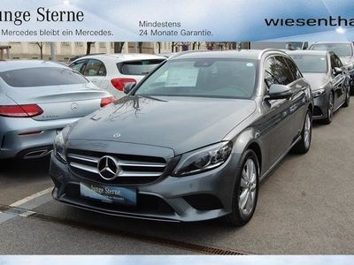 used Mercedes C200 dT-Modell