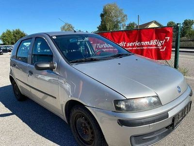 gebraucht Fiat Punto 1,2 Klima (Ohne Pickerl) Klein-/ Kompaktwagen