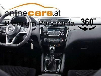 brugt Nissan Qashqai 1,5 dCi, TEMPOMAT SITZHZG PDC KLIMA SIT... SUV / Geländewagen,
