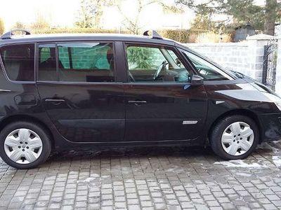 gebraucht Renault Espace Espace2,0dCi Panoramadach-AHK-LederSport Kombi / Family Van,
