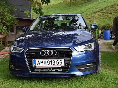 gebraucht Audi A3 2.0 TDI Ambition Quattro Klein-/ Kompaktwagen