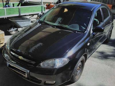 gebraucht Chevrolet Lacetti 1.6 DOHC Limousine