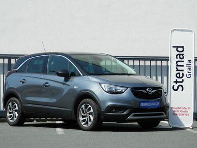 brugt Opel Crossland X 1,2 Turbo ECOTEC Direct Inj. Innovation St./St