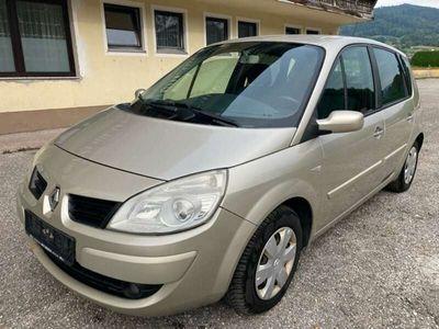 gebraucht Renault Scénic II ScenicAuthentique 1,5 dCi