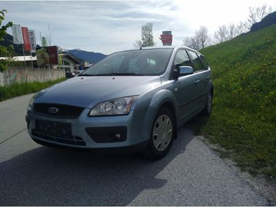 used Ford Focus Traveller Ambiente 1,6 TDCi
