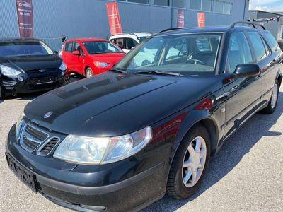 gebraucht Saab 9-5 Sport-Kombi Vector 2,2 TiD Aut.
