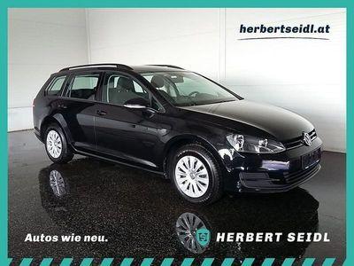 gebraucht VW Golf VII Variant Trendline 1,6 TDI 4Motion