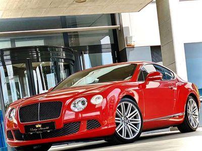 gebraucht Bentley Continental GT SPEED W12 BI-TURBO 635PS #MULLINER #1.BESITZ