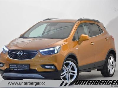 brugt Opel Mokka X Innovation 4WD D1,6/136PS