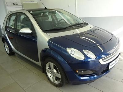 gebraucht Smart ForFour forfourpassion 1,5 cdi softouch Limousine,