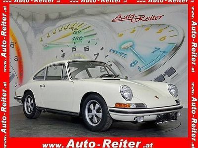 gebraucht Porsche 911 2.0 S Coupe Sportomatik! mit Pflegepass!, 160 PS, 2 Türen, Schaltgetriebe