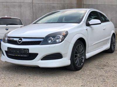 gebraucht Opel Astra GTC Astra 1,7 CDTI