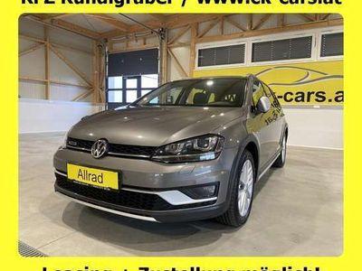 gebraucht VW Golf Alltrack Variant 4Motion***LEDER NAVI LED STANDHEIZUNG***