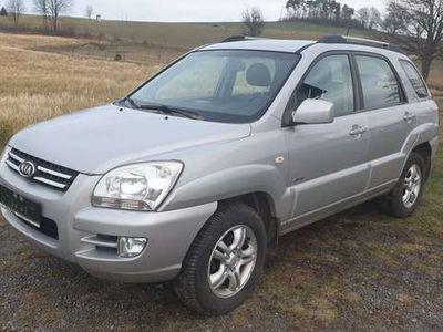 gebraucht Kia Sportage CRDi 4WD SUV / Geländewagen