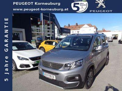 """gebraucht Peugeot Rifter ALLURE 1,5 BlueHDI 100 S&S """"5 JAHRE GARANTIE"""""""