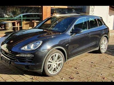 gebraucht Porsche Cayenne 3,0 Diesel Tiptronic