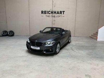 gebraucht BMW 220 i Cabrio (F23) Aut. M-Paket