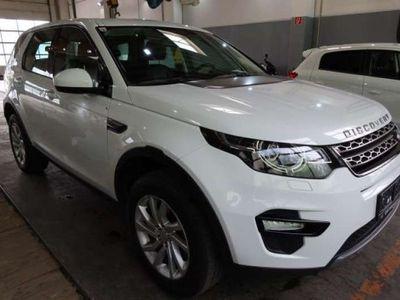 gebraucht Land Rover Discovery Sport 2,0 TD4 150 4WD SE Aut. SUV / Geländewagen