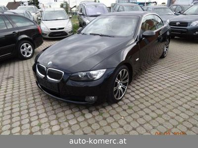 gebraucht BMW 325 Cabriolet d E92 Coupe Sport