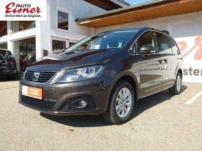 gebraucht Seat Alhambra Executive 2,0 TDI 4WD Kombi / Family Van,