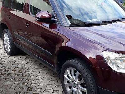 gebraucht Skoda Yeti 4x4 Elegance 2,0 TDI CR SUV / Geländewagen,