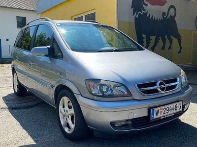 gebraucht Opel Zafira 2.0 Kombi / Family Van