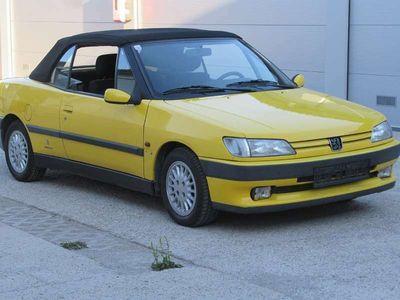 gebraucht Peugeot 306 Cabriolet / Roadster