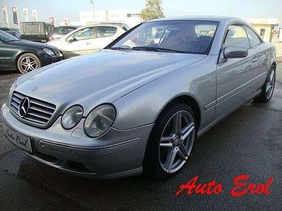gebraucht Mercedes CL500 Aut. Vollaustattung