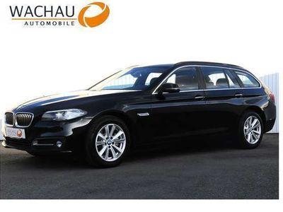 gebraucht BMW 520 5er-Reihe Allrad xDrive Touring Ö-Paket Aut.
