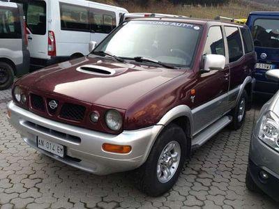 gebraucht Nissan Terrano II Wagon 2,7 SR TDi 4x4 KLIMA!PERFEKT FIX PREIS!!!