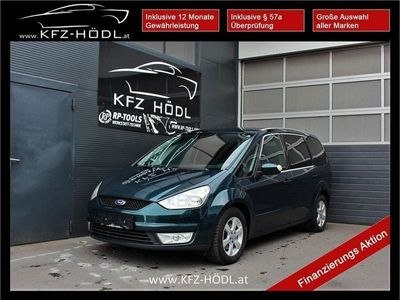 gebraucht Ford Galaxy Ambiente 2,0 TDCi DPF*7-Sitzer* Kombi / Family Van