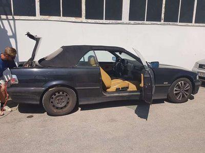 gebraucht BMW 320 Cabriolet 3er-Reihe Cabrio (E36)