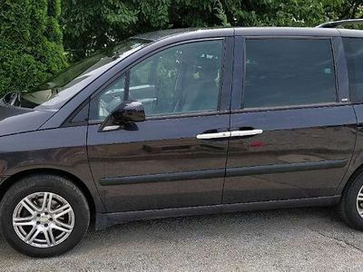 gebraucht Peugeot 807 2.0 HD I Kombi / Family Van