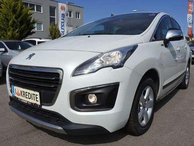 gebraucht Peugeot 3008 1,2 PureTech 130+NAVI+GRIP CONTROLL+AHK