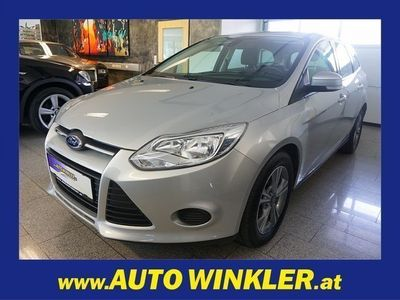brugt Ford Focus Traveller Easy 1,6TDCi Winterpaket