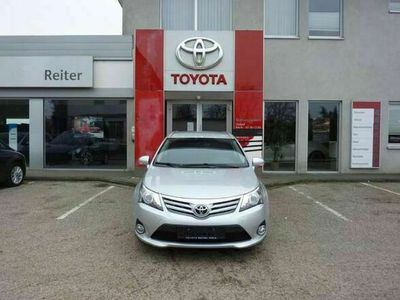 gebraucht Toyota Avensis 2,0 D4-D *KAMERA*SHZ*