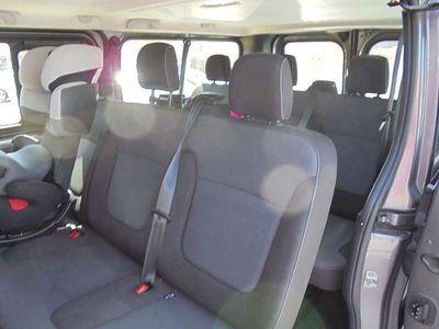 gebraucht Fiat Talento Panorama 3,0t 1,6 EcoJet Twin-Turbo 125 LR Family Kombi / Family Van