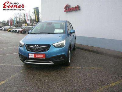 gebraucht Opel Crossland X 1,6 CDTI BlueInjection Editon Start/St