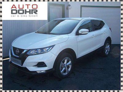 gebraucht Nissan Qashqai 1,3 DIG-T Acenta **Jungwagen** SUV / Geländewagen,