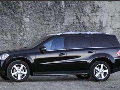 gebraucht Mercedes GL420 CDI 4 Matic Kombi / Family Van