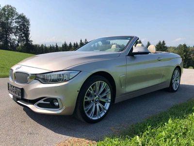 gebraucht BMW 435 d X-D Cabrio INDIVIDUAL! 1.Bes*SH *VOLLAUSSTUN