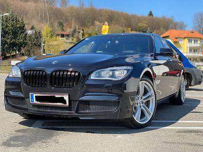 gebraucht BMW 750 7er-Reihe d Limousine